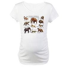 Extinct Animals of North America Shirt