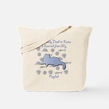 Learned Ragdoll Tote Bag