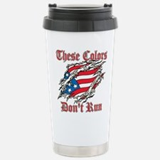 These Colors Dont Run Travel Mug