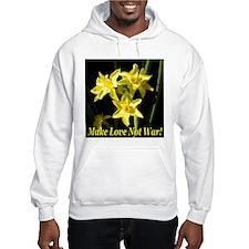 Make Love Not War! Hoodie