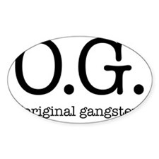 original_gangster Decal