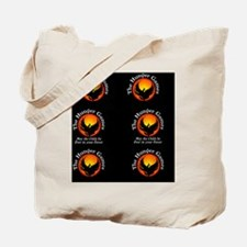 flipflops-hungergames Tote Bag