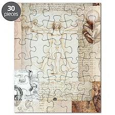 VitruvianShowerCurtain Puzzle