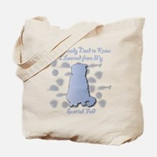 Learned Fold Tote Bag