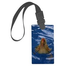 Uriel the Pekin Duck Luggage Tag