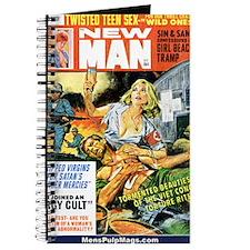 NEW MAN, October 1968 - 3949 x 5400 Journal