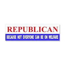 Cool Political humor Car Magnet 10 x 3