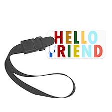 friend.gif Luggage Tag