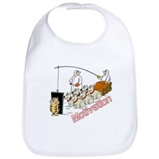 Sled Dog Motivation Bib