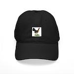 Brassy Back Hen Black Cap