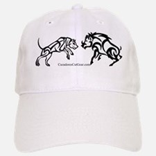 hog and dog transparent Baseball Baseball Cap