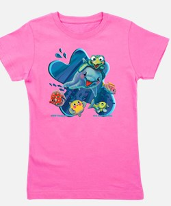 waterbabies.png Girl's Tee