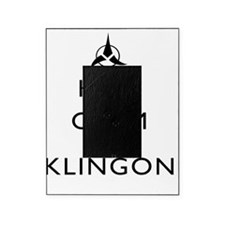 Keep-Calm-Klingon Picture Frame