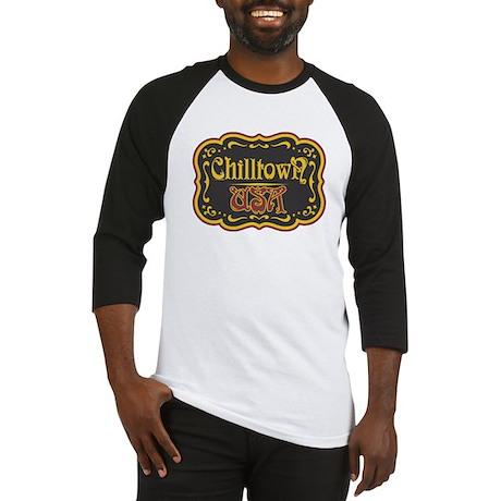 Chilltown Baseball Jersey