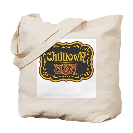 Chilltown Tote Bag