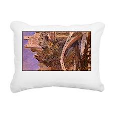188 Rectangular Canvas Pillow