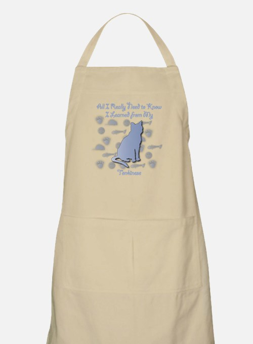 Learned Tonkinese BBQ Apron