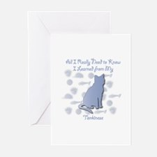 Learned Tonkinese Greeting Cards (Pk of 10)