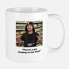Commander Wickstrom Mug