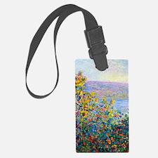 K/N Monet FloBeds Luggage Tag
