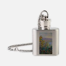 K/N Monet FloBeds Flask Necklace