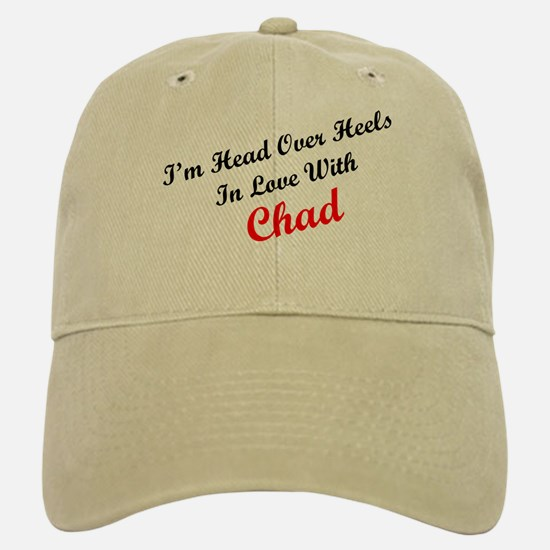 In Love with Chad Baseball Baseball Cap