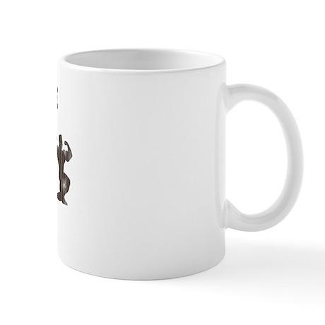 EVOLVE OR DIE BODYBUILDING Mug