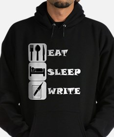 Eat Sleep Write Hoodie