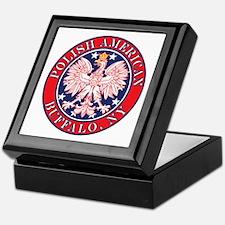 Buffalo New York Polish Keepsake Box