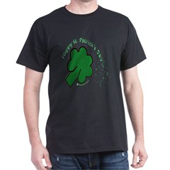 Shamrock and Confetti T-Shirt