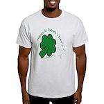 Shamrock and Confetti Light T-Shirt