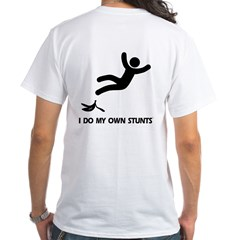 Banana Peel Slip Stunts Shirt