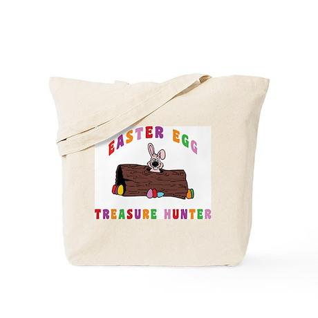 Easter Egg Treasure Hunter Tote Bag