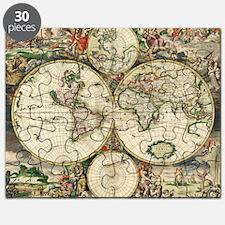 World_Map_1689 Puzzle