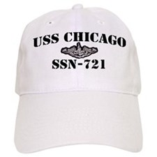 USS CHICAGO Baseball Cap