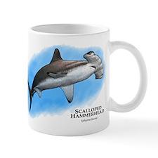 Scalloped Hammerhead Mug