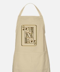 cpgoldenqueenbears Apron