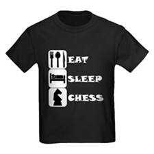 Eat Sleep Chess T-Shirt