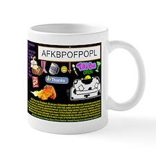 PeepsColourHerdingCats Mug