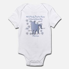 Learned Chartreux Infant Bodysuit