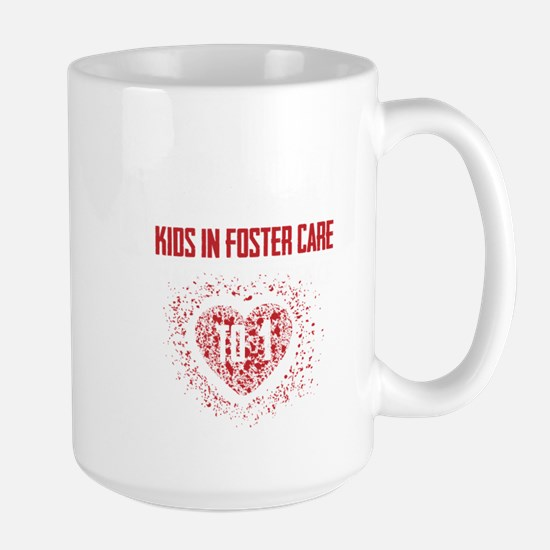 Make a Difference to a Foster Child Mugs