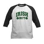 Irish Boy Kids Baseball Jersey
