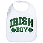Irish Boy Bib