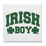 Irish Boy Tile Coaster