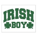 Irish Boy Small Poster