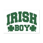 Irish Boy Mini Poster Print