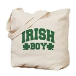 Irish Boy Tote Bag