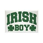 Irish Boy Rectangle Magnet (10 pack)