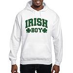 Irish Boy Hooded Sweatshirt