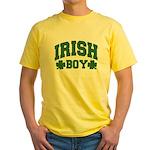 Irish Boy Yellow T-Shirt